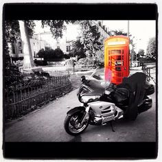 Honda Goldwing - New Way Taxi Moto. Honda, Fine Art, Travel, Motorbikes, Viajes, Destinations, Traveling, Trips, Visual Arts