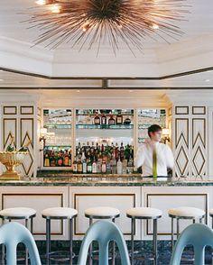bg bergdorf goodman restaurant by kelly wearstler