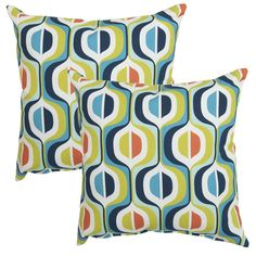 Found it at Wayfair - Laramie Outdoor Throw Pillow