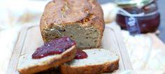 Fotorecept: Jablkový chlebík Banana Bread, Desserts, Food, Fitness, Basket, Tailgate Desserts, Deserts, Essen, Postres