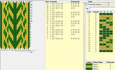 Diseño 18 tarjetas, 3 colores, repite dibujo cada 4 movimientos