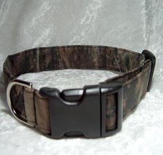 Desert Hunter camo Dog Collar or Cat Collar by DogCatCollars, $9.99