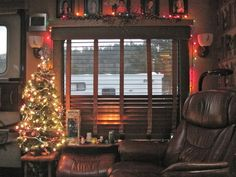 5th Wheel Makeover Pictures | RV.Net Open Roads Forum: Fifth-Wheels: Did you have Christmas in your ...