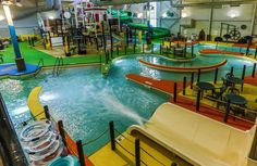 Photo Courtesy of Grand Harbor Resort & Waterpark