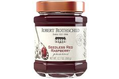 Seedless Red Raspberry Preserves