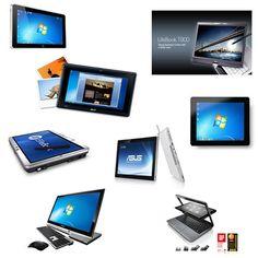 8 Tablets Fit For Windows 8 Beta -- InformationWeek