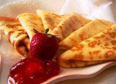 Thin Pancakes YUM