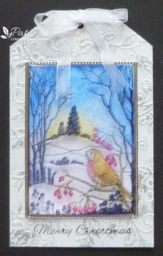Colourful Card Creations: Twelve Tags of Christmas Cardmaking And Papercraft, Color Card, Paper Crafts, Tags, Frame, Christmas, Decor, Picture Frame, Xmas