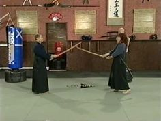 Introduction to Iaido, part 8: Partnered Bokken Practice