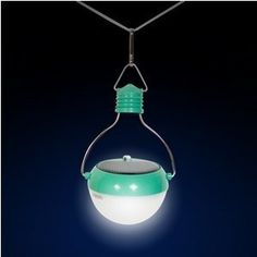 Waterproof Outdoor Emergency Solar Lamp LED Garden Light Green White Light Gift for sale online