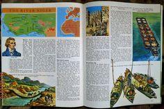 Knowledge Magazine NO86 Pompeii Poland Saladin Voyage OF Pytheas 1964   eBay