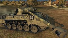 World of Tanks M18 Hellcat | 4.500+ DMG | 12 kills - Redshire