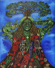Ilene Satala - Goddess of Wisdom Tree