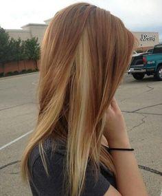 Dashing Brown Peak Medium Straight Hairstyles for Women