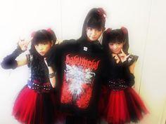 CORDAZ VOCAIZ: BabyMetal - As Superpoderosas do Heavy Metal Japonês #Metal