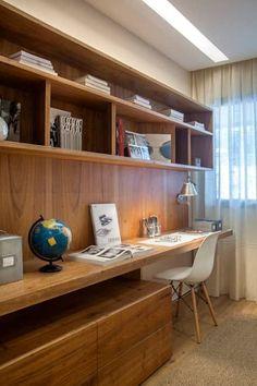 Apartamento decorado RJZ -: Salas de estar modernas por Gisele Taranto Arquitetura