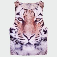 Smooooth Clothing - Débardeur Tiger