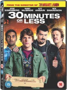 Gratis 30 Minutes or Less film danske undertekster