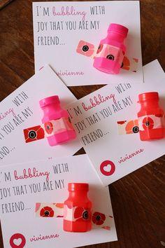 Be Mine {DIY Valentines with Free Printables}