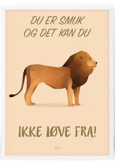 Løve Fra - Danish - Hipd.dk