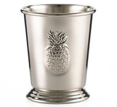 Pineapple Cups | Pineapple Mint Julep Cup