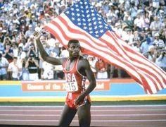 Carl Lewis- Olympic Athlete- long jump- vegan, plant based