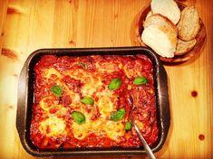 Melanzane alla parmigiana (Auberginenauflauf) | Das Rezept