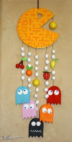 healthy recipes for dinner with kids free 5 Min Crafts, Wire Crafts, Fall Crafts, Diy And Crafts, Crafts For Kids, Arts And Crafts, Paper Crafts, Pac Man Party, Candy Cards