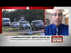 Two Journalists shot dead on live TV: Joseph Giacalone talks with the CBC - YouTube