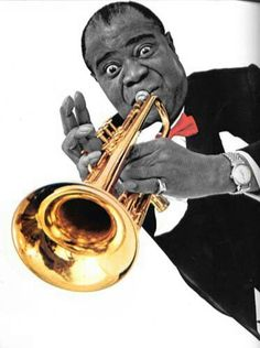 Spirit of New Orleans Movie Night Music: Louis Armstrong, one of the Crescent City jazz greats Louis Armstrong, Famous Freemasons, Nova Orleans, Best Guitar Players, Trumpet Players, Listening Skills, Jazz Musicians, Jazz Blues, Blues Music
