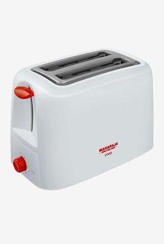 0879635f651 Maharaja Whiteline Viva 750 W Pop Up Toaster At Rs.849 From TataCliq