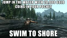 Skyrim Logic Fun via Reddit user jeremyrons