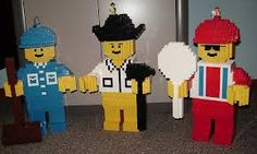 lego sculpture - Google Search