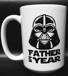 Star Wars Darth Vader Father of the Year Father's Day by embeemugs