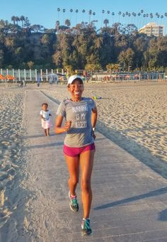 Nat Runs Far shares 25 things she's learned during her years as a runner.