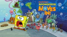 Game SpongeBob Moves In v4.20.00 Mod Unlimited Money Apk + Obb