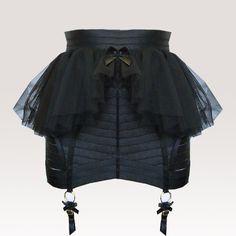 An amazing design by Bordelle lingerie!