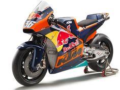 MotoGP: KTM apresenta a sua moto para 2017
