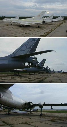 abandoned russian bombers1 Abandoned Aircraft, Airfields, Airbases and Airport Terminals
