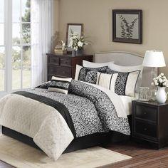Madison Park Adonis 7-Piece Comforter Set   Overstock™ Shopping - Great Deals on Madison Park Comforter Sets