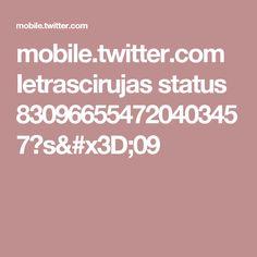 mobile.twitter.com Ietrascirujas status 830966554720403457?s=09