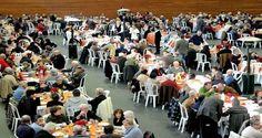Festa de Natal juntou quinhentos idosos em Castro Marim! | Algarlife