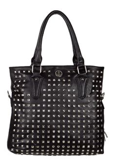 Cartera Negra Aldei Bags