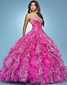 Wealthy best quinceanera dresses visit this web-site Ball Gowns Prom, Ball Gown Dresses, Prom Party Dresses, Pageant Dresses, Organza Dress, Pretty Quinceanera Dresses, Pretty Dresses, Beautiful Dresses, Quince Dresses