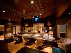 Sound Kitchen studio (Soundkitchen.com) in Nashville, TN - via Richardcleaver.com