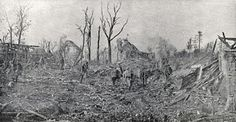 Dinge en Goete (Things and Stuff): This Day in World War 1 History: MAY 28, 1918 : U.S. TROOPS SCORE VICTORY AT CANTIGNY