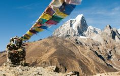 Walk the less taken route to Everest Base Camp. #Travel #Nepal #Everest