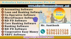 NBFC Software, MIS Software, Mini Banking, Nidhi Software, Cooperative, ...