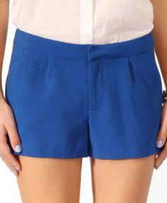 Racing Striped Shorts