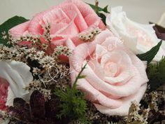 Ramo de novia ramo papel damas de honor ramo de la boda